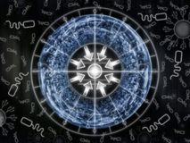 Free Technological Convergence - Singularity - Synthetic Existence Stock Photos - 113879323