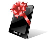 Technological Gift. A Technological Gift, for Christmas, or Birthday Stock Image