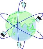 Technological world Stock Photo