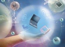 Technologie Royalty-vrije Stock Afbeeldingen