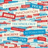 TECHNOLOGIE Royalty-vrije Stock Fotografie