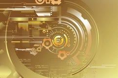 Technologie lizenzfreie abbildung