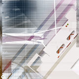Technologie abstracte achtergrond vector illustratie