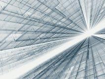 Technologie-achtergrond - abstract digitaal geproduceerd beeld Stock Foto