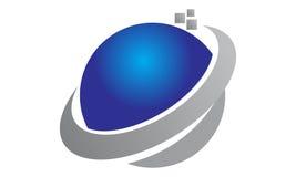 Technologie-Bewegungs-Synergie Lizenzfreies Stockbild
