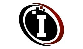 Technologie-Bewegungs-Synergie-Initiale I Lizenzfreie Stockbilder