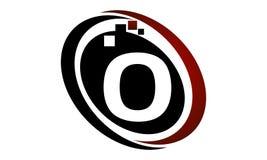 Technologie-Bewegungs-Synergie-Initiale O Stockfotografie