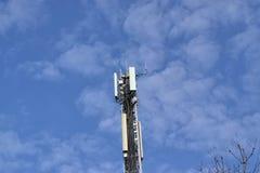 Technologie, constructions, électronique et réseaux mobiles de concept Images libres de droits