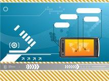 Technologie créatrice Photos libres de droits
