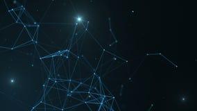 Technologie d'abrégé sur imagination de plexus banque de vidéos
