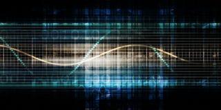 Technologie d'affaires illustration libre de droits