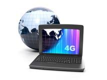 Technologie d'Internet Images libres de droits