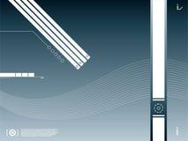 technologie de fond illustration de vecteur
