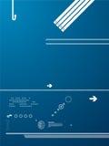 Technologie de fond illustration stock