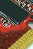 Technologie - de Kaart van de Grafiek Royalty-vrije Stock Fotografie