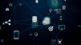 Technologie de nuage, Internet des choses