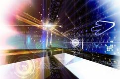 technologie de pouvoir Image libre de droits