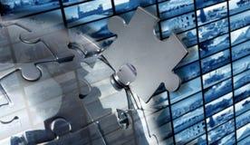 Technologie de production de télévision et d'Internet Images libres de droits