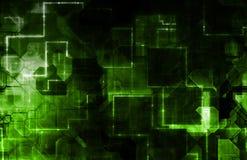 technologie de recherches de développement de données illustration stock