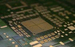 Technologie de SMT Images stock