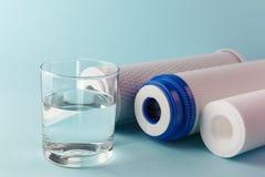 Technologie de traitement de l'eau images stock