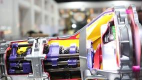 Technologie de transmission des véhicules à moteur de voiture clips vidéos