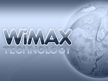 Technologie de Wimax Photographie stock