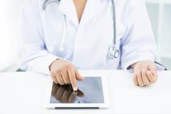 Technologie in der Medizin stockbild