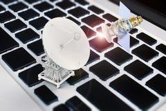 Technologie des communications Photos libres de droits