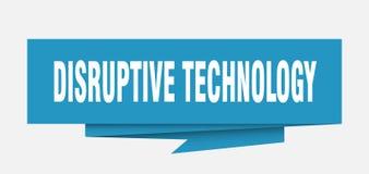 technologie disruptive illustration libre de droits