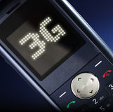 technologie du mobile 3G Photo stock