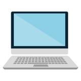 Technologie elektronisch apparaat geïsoleerd pictogram Stock Fotografie