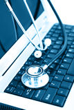 Technologie en geneeskunde Stock Fotografie