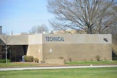 Technologie et centre professionnel Images stock