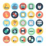 Technologie et matériel 1 illustration de vecteur illustration stock