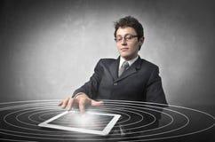 Technologie für Kommunikationen stockfotografie