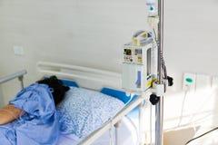 Technologie für Patienten Lizenzfreie Stockfotos