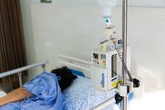 Technologie für Patienten Lizenzfreie Stockbilder