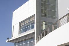 Technologie-Gebäude Stockfoto