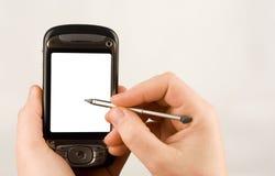 Technologie-Geschäftskommunikationeinheit Lizenzfreies Stockbild