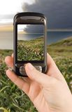 Technologie-Geschäftskommunikationeinheit Stockbild