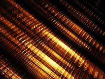 Technologie gestreepte achtergrond - abstracte digitaal geproduceerde ima Stock Fotografie