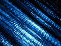Technologie gestreifter Hintergrund - extrahieren Sie digital erzeugtes ima Lizenzfreie Stockfotos