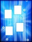 Technologie-Hintergrund Lizenzfreie Stockfotos