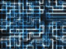 Technologie-Hintergrund Lizenzfreie Stockfotografie