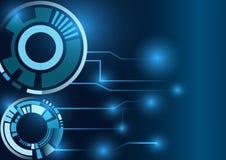 Technologie-Hintergrund Stockfotos