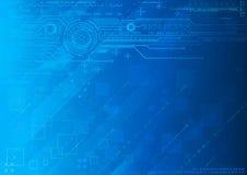 Technologie-Hintergrund Stockbild