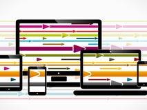 Technologie informacyjne Fotografia Stock
