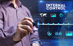 Technologie, Internet, zaken en marketing Jonge zaken per Royalty-vrije Stock Afbeelding