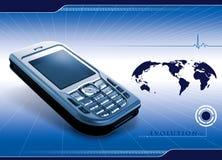 Technologie mobile Photographie stock libre de droits